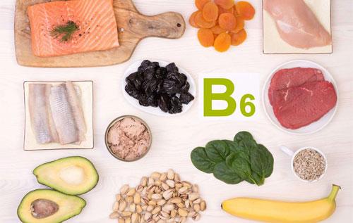 Bổ sung thường xuyên nhóm vitamin B6 trong điều trị bệnh giang mai