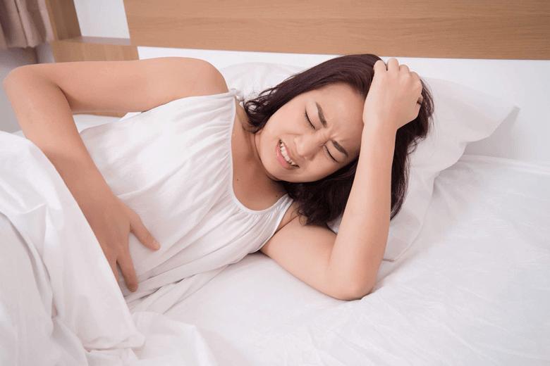 một số triệu chứng thường gặp của bệnh lạc nội mạc tử cung