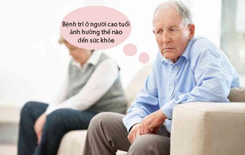 Nguyên nhân và tác hại của bệnh trĩ ở người cao tuổi