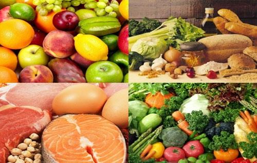 Làm gì khi bị đau rát hậu môn đó là nên ăn uống đầy đủ chất dinh dưỡng