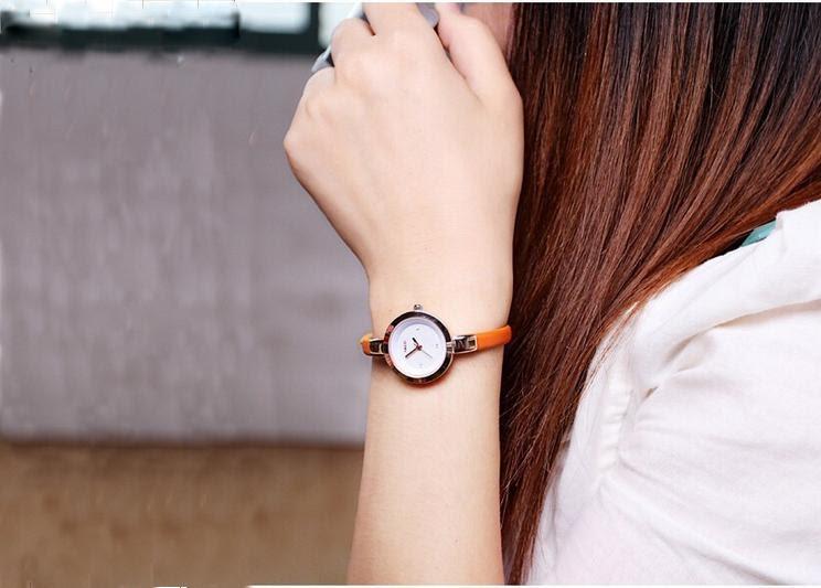 Đồng hồ đeo tay – quà tặng bạn gái ý nghĩa - Ảnh minh họa: Internet