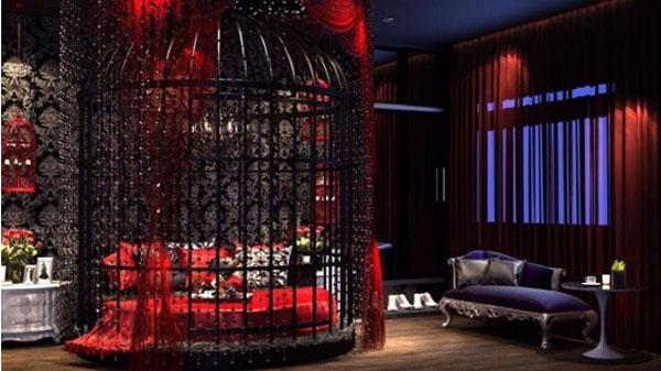 Không gian có 1 không 2 tại Nghìn lẻ một đêm - Khách sạn cho cặp đôi ở Sài Gòn