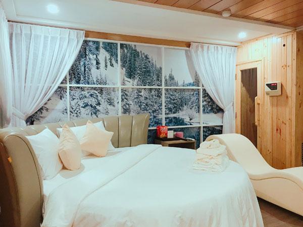 Khách sạn thần tình yêu- Khách sạn cho cặp đôi ở Sài Gòn