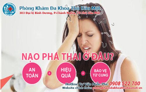 Địa chỉ phá thai ở Quận Tân Bình, Bình Dương, Đồng Nai