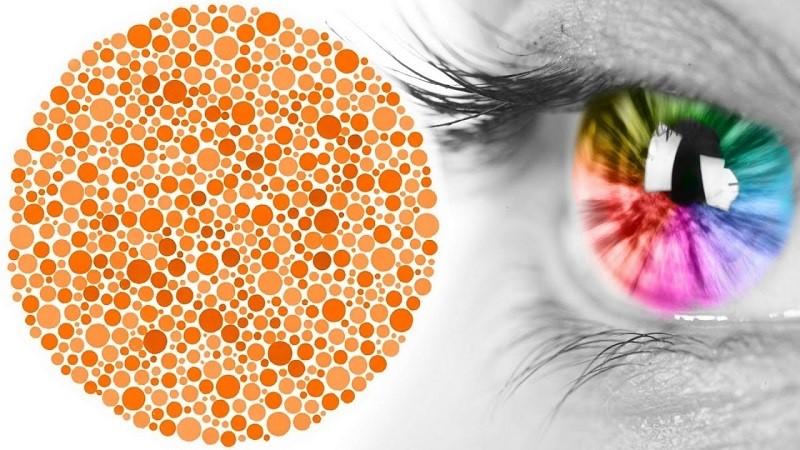 bệnh mù màu là gì