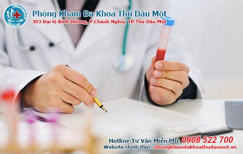 Phong kham xet nghiem benh xa hoi Binh Duong uy tín hàng đầu