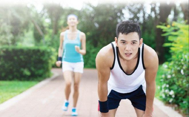 """Lười tập thề dục là thói quen làm cho sức khỏe có thể """"xuống dốc không phanh"""""""
